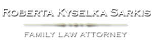 Divorce Lawyer Macomb County (MI) Michigan :: Roberta Kyselka Sarkis Family Law Attorney